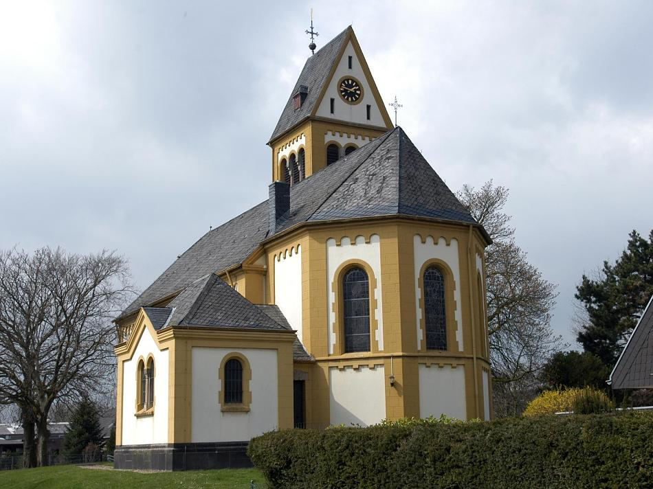 Kapelle St. Martin in Kierst